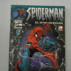 Cómics: SPIDERMAN Nº 6. FORUM. PERFECTO ESTADO. Lote 154238382