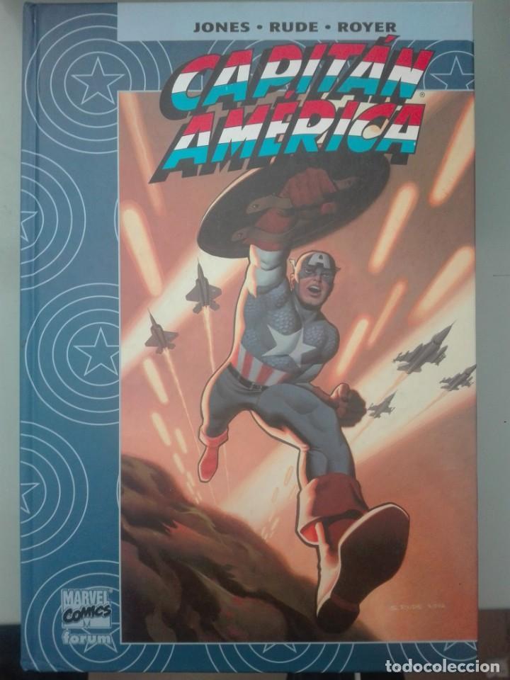 CAPITÁN AMÉRICA# (Tebeos y Comics - Forum - Prestiges y Tomos)