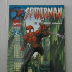 Cómics: SPIDERMAN Nº 24. VOL. 6 FORUM. PERFECTO ESTADO. Lote 154248194
