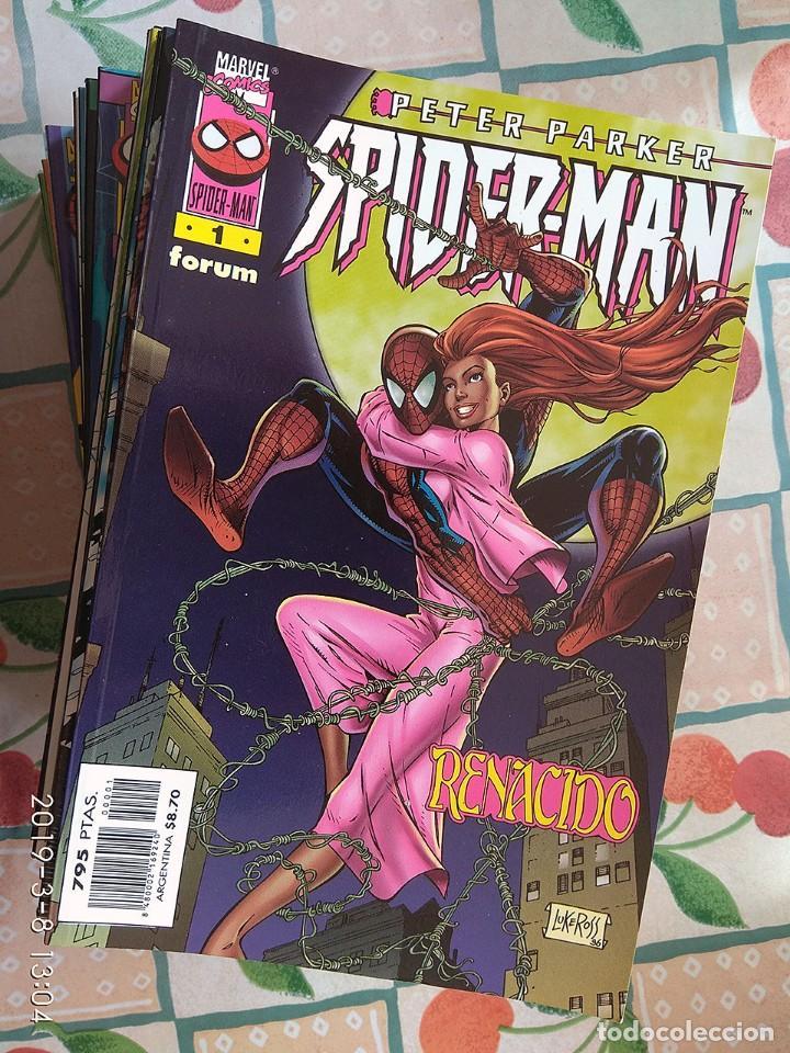 PETER PARKER: SPIDER-MAN, VOL. VOLUMEN 1 Ó 4 SEGÚN FUENTES (FÓRUM, 23 TOMOS, COMPLETA) (Tebeos y Comics - Forum - Spiderman)
