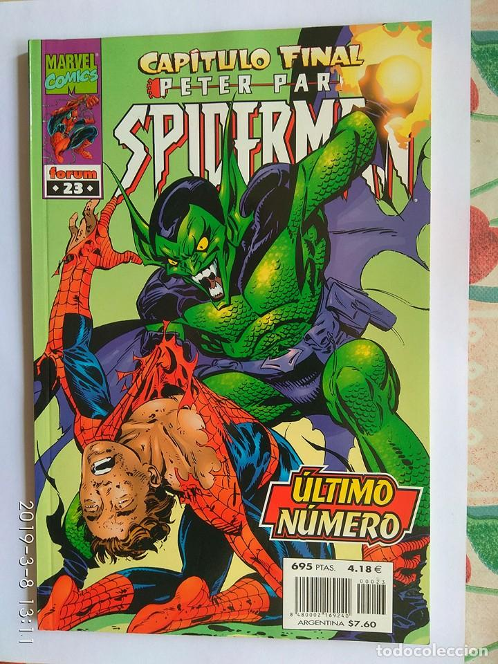 Cómics: Peter Parker: Spider-man, vol. volumen 1 ó 4 según fuentes (Fórum, 23 tomos, completa) - Foto 3 - 154391670