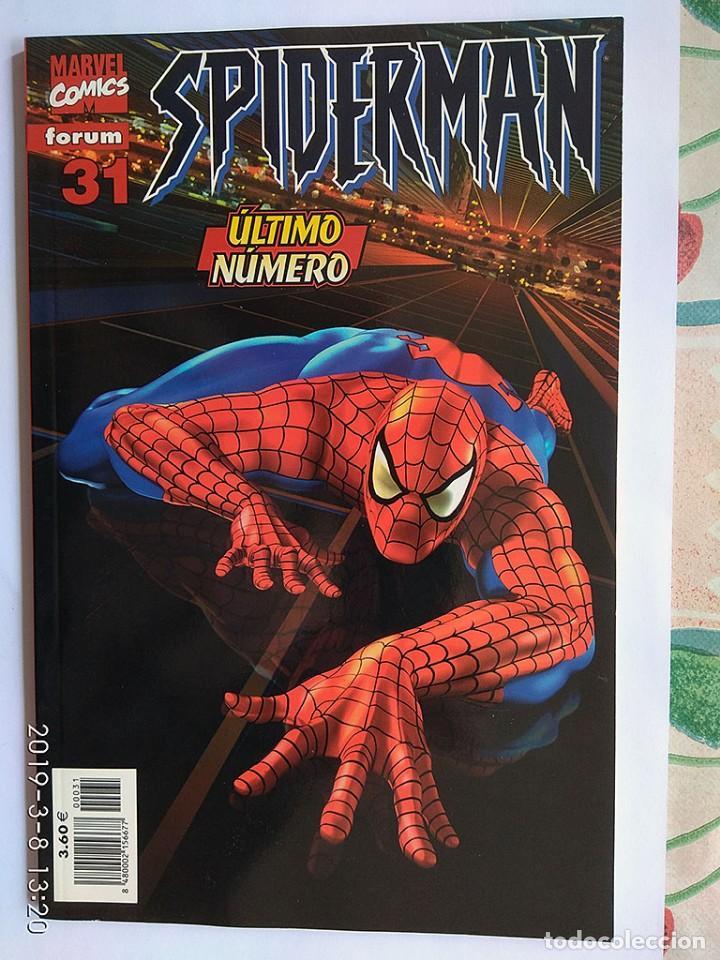Cómics: Spiderman vol. volumen 3 ó 5 según fuentes (Fórum, 31 tomos, completa) - Foto 4 - 154393426