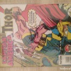 Comics : CAPITÁN AMERICA THOR 56 PRIMERA EDICIÓN TWO IN ONE# . Lote 154408398