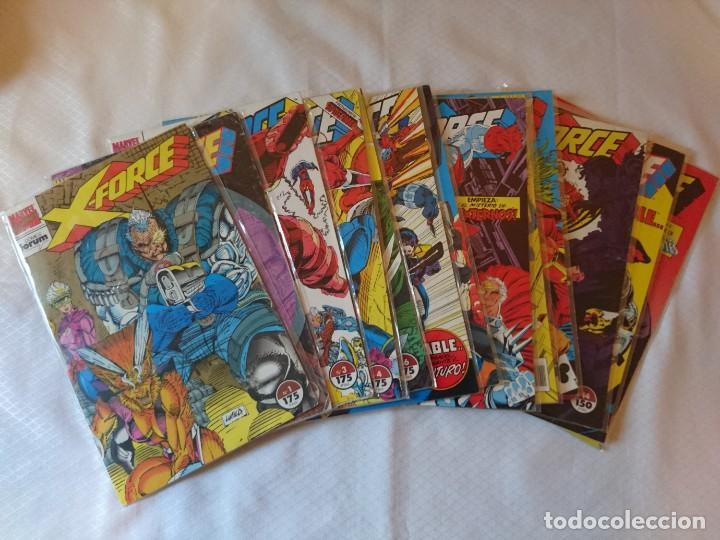 LOTE X-FORCE (Tebeos y Comics - Forum - Otros Forum)
