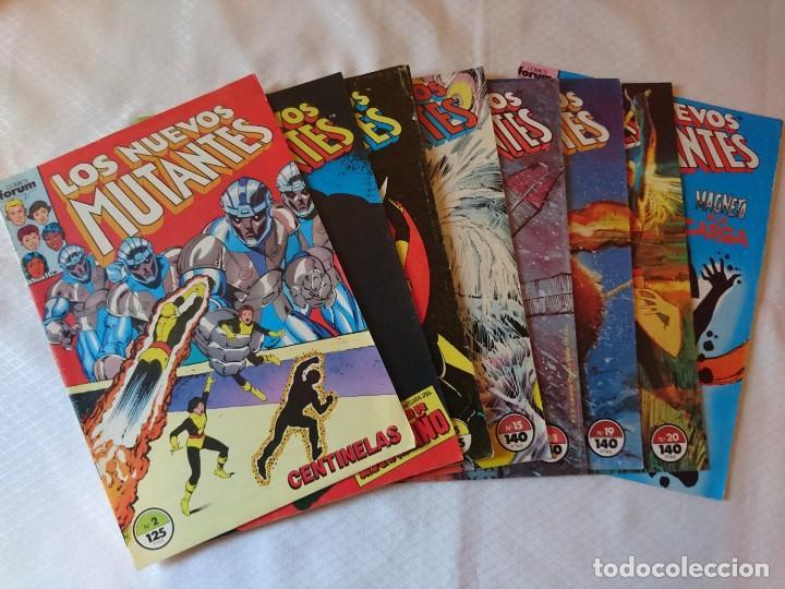 LOTE NUEVOS MUTANTES VOL. 1 (Tebeos y Comics - Forum - Nuevos Mutantes)