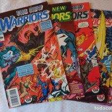 Cómics: LOTE NEW WARRIORS. Lote 154423902