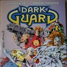Cómics: DARK GUARD . Lote 154433466
