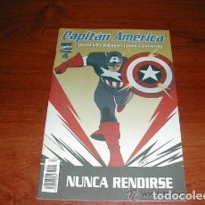 Cómics: CAPITÁN AMÉRICA VOL 5 Nº 4, FORUM MARVEL COMICS. Lote 154458922