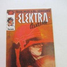 Cómics: ELEKTRA ASSASSIN Nº 4 FRANK MILLER - BILL SIENKIEWICZ FORUM CX08. Lote 154466474