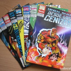 Cómics: IRON MAN DESDE LAS CENIZAS FORUM COMPLETA 8 COMICS - POSIBILIDAD DE ENTREGA EN MANO EN MADRID. Lote 154467610