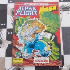 Cómics: ALPHA FLIGHT / LA MASA Nº 56 VOL-1 64 PAGÍNAS. FORUM. Lote 154483186
