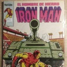 Cómics: IRON MAN 12 PRIMERA EDICIÓN #. Lote 154501838