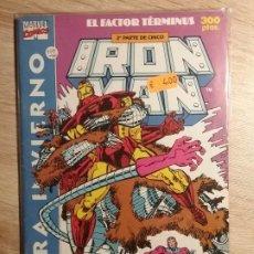 Cómics: IRON MAN PRIMERA EDICIÓN EXTRA INVIERNO PARTE 2#. Lote 154506042