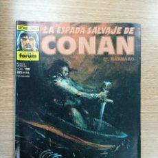 Cómics: ESPADA SALVAJE DE CONAN VOL 1 #156. Lote 183892555