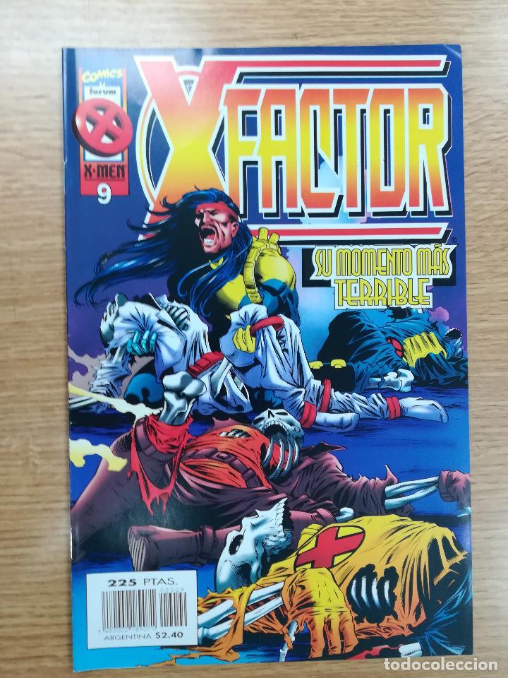 X-FACTOR VOL 2 #9 (Tebeos y Comics - Forum - Factor X)