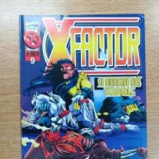 Cómics: X-FACTOR VOL 2 #9. Lote 154585940