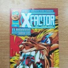 Cómics: X-FACTOR VOL 2 #11. Lote 154586028