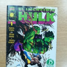 Comics : INCREIBLE HULK VOL 1 (HULK VOL 3) #1. Lote 154586048