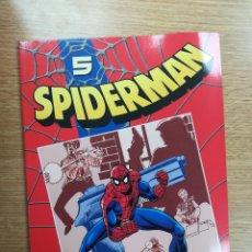 Cómics: SPIDERMAN COLECCIONABLE ROJO #5. Lote 154587241