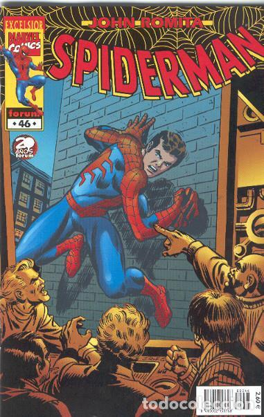 SPIDERMAN DE JOHN ROMITA Nº 46 (Tebeos y Comics - Forum - Spiderman)