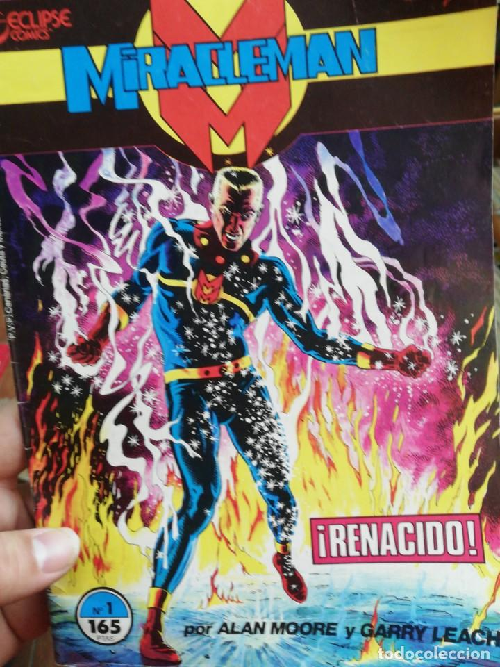 MIRACLEMAN. N. 1 (Comics und Tebeos - Forum - Andere Forum)