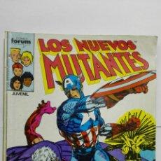 Cómics: LOS NUEVOS MUTANTES, Nº 40. Lote 154792454