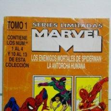 Cómics: SERIES LIMITADAS MARVEL - TOMO Nº 1. Lote 154794246