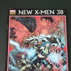 Cómics: NEW X MEN ACADEMIA X 38 FORUM. Lote 154874646