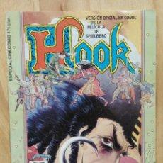 Comics : HOOK, EL CAPITÁN GARFIO - VERSIÓN OFICIAL EN CÓMIC DE LA PELÍCULA - ED. FORUM. Lote 154928870