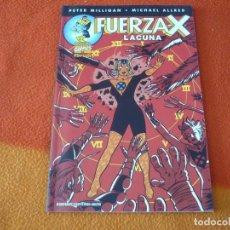 Cómics: FUERZA X LACUNA ( PETER MILLIGAN MICHAEL ALLRED ) ¡MUY BUEN ESTADO! FORUM MARVEL. Lote 155122310
