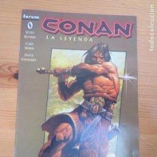 Cómics: COMIC GRAPA CONAN LA LEYENDA NUMERO 0 FORUM 2005 NUEVO. Lote 155132158
