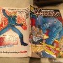Cómics: PROYECTO EXTERMINIO -LOS NUEVOS MUTANTES Nº 5 - 1992 - FORUM . Lote 155155786