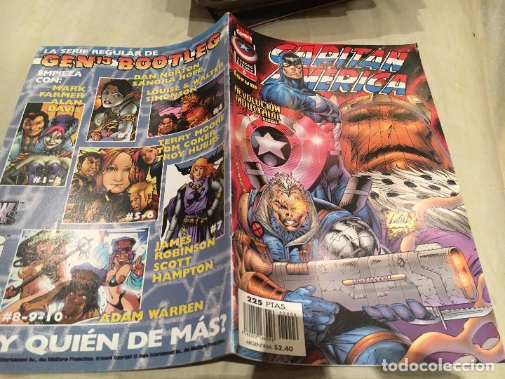 CAPITAN AMERICA HEROES REBORN VOL 1 Nº 6 -FORUM (Tebeos y Comics - Forum - Capitán América)