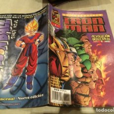 Cómics: IRON MAN -HEROES REBORN Nº6 - REVOLUCION INDUSTRIAL 2ª PARTE -FORUM. Lote 155211686