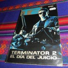 PRECINTADO, FORUM COLECCIÓN PRESTIGIO Nº 34 T2 TERMINATOR 2 EL DÍA DEL JUICIO. 1991.