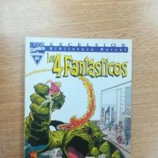 Cómics: BIBLIOTECA MARVEL 4 FANTASTICOS #01. Lote 155258229