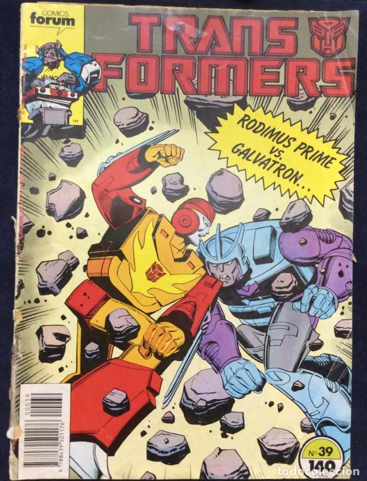 TRANSFORMERS 2 CÓMICS (Tebeos y Comics - Forum - Otros Forum)
