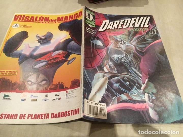 DAREDEVIL EL HOMBRE SIN MIEDO - MARVEL KNIGHTS Nº 18 - FORUM (Tebeos y Comics - Forum - Daredevil)