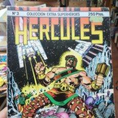 Cómics: HERCULES N. 3. Lote 155275906