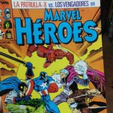 Cómics: MARVEL HEROES. N. 7. Lote 155276110