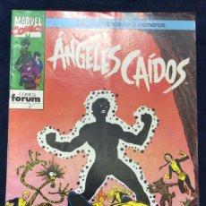 Cómics: ÁNGELES CAÍDOS 2 CÓMICS . Lote 155284342