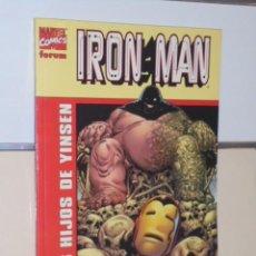 Fumetti: IRON MAN LOS HIJOS DE YINSEN - FORUM OFERTA. Lote 155295278