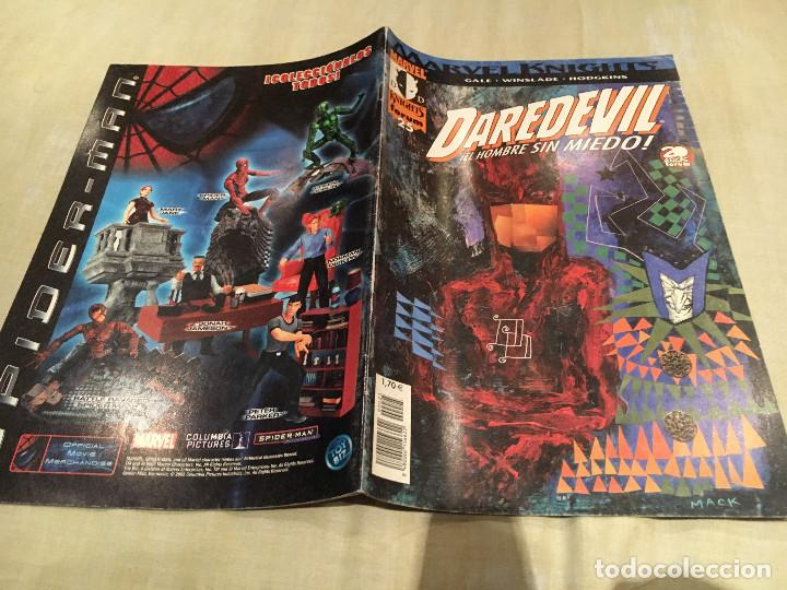 DAREDEVIL EL HOMBRE SIN MIEDO - MARVEL KNIGHTS Nº 25 - FORUM (Tebeos y Comics - Forum - Daredevil)