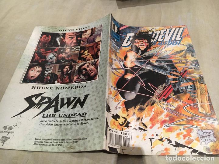 DAREDEVIL EL HOMBRE SIN MIEDO - MARVEL KNIGHTS Nº 14 - FORUM (Tebeos y Comics - Forum - Daredevil)