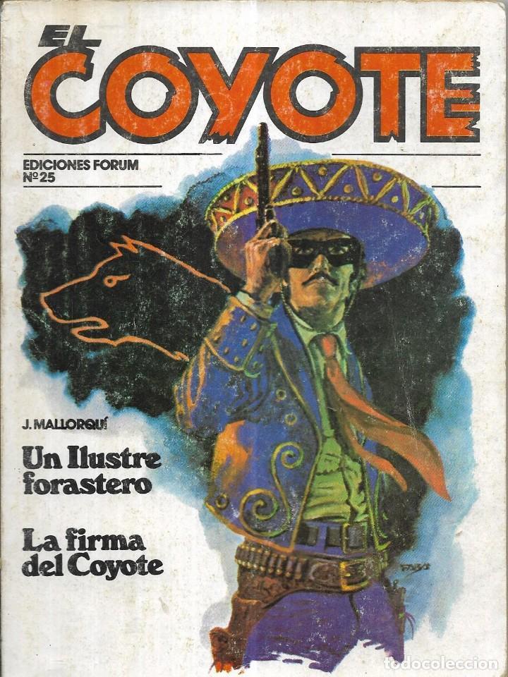 == LOTE DE 10 NUMERO DE EL COYOTE - (Tebeos y Comics - Forum - Otros Forum)