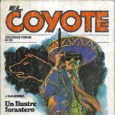 Cómics: == LOTE DE 10 NUMERO DE EL COYOTE -. Lote 155327158