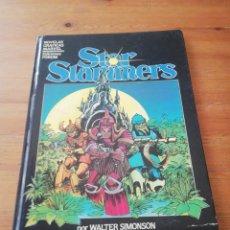 Cómics: STAR SLAMMERS POR WALTER SIMONSON. Lote 155373114
