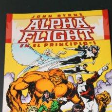 Cómics: ALPHA FLIGHT EN EL PRINCIPIO JOHN BYRNE FORUM. Lote 155378590