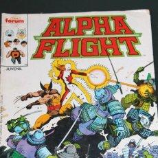 Cómics: ALPHA FLIGHT 33 VOLUMEN 1 FORUM. Lote 155380082