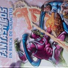 Cómics: LOS 4 FANTÁSTICOS. EN BUSCA DE GALACTUS. Lote 155405318